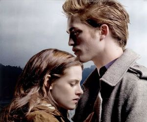 twilight, edward cullen, and bella swan image