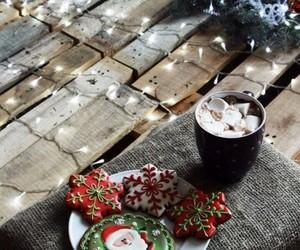 christmas, cozy, and warm image