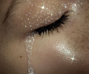 aesthetic, aesthetics, and glitter image
