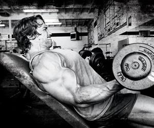 Arnold Schwarzenegger, bodybuilder, and incline image