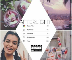 afterlight and afterlight filter image