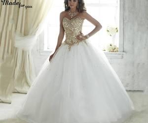 casamento, noiva, and vestido image