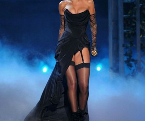 rihanna, sexy, and black image