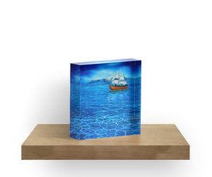 artistic, sailboat, and gift ideas image