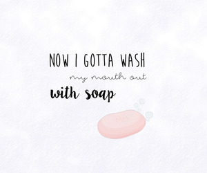 photoshop, soap, and song image
