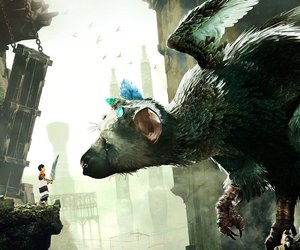 game and the last guardian image