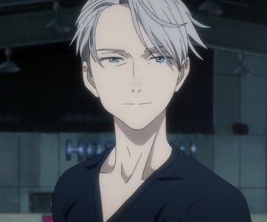 victor and yuri on ice image