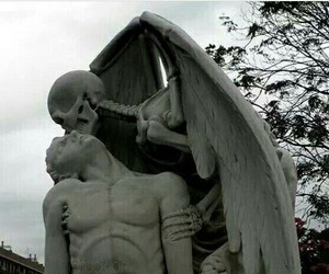 alternative, statue, and death image