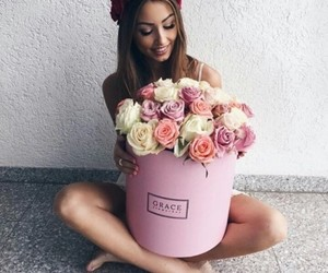 beauty, colors, and fashion image