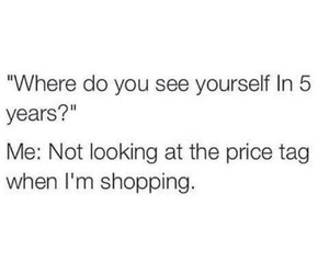 shopping, future, and price tag image