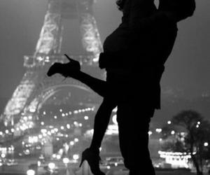 boy, paris, and girl image
