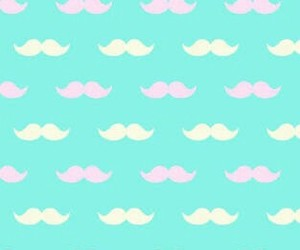 mustache, wallpaper, and background image