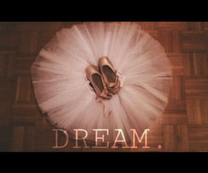 balet, beautiful, and Dream image
