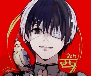 anime, manga, and kanekiken image