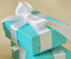 blue, box, and gift image