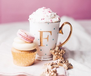 cupcake and cocoa image