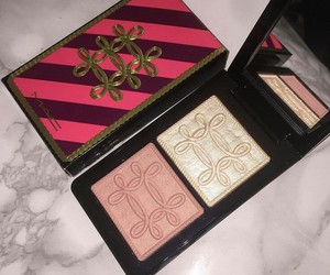 makeup, accessories, and glam image