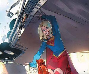 kara zor el, Supergirl, and dc comics image