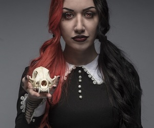 new years day, ash costello, and ashley costello image