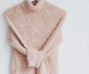 knit, sweater, and sweater weather image