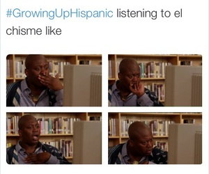 funny, gossip, and latinos image