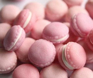 macarons and polymer clay image