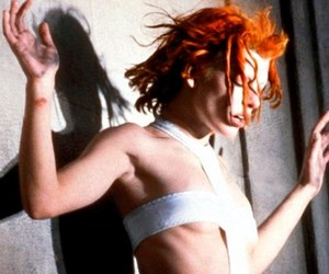 90s, Milla Jovovich, and the fifth element image