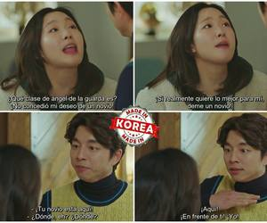 goblin, kdrama, and chinos image