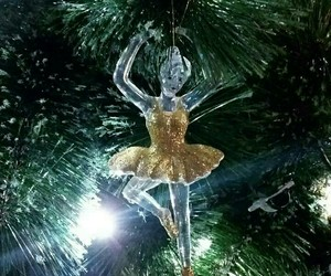 ballet, merry christmas, and the nutcracker image