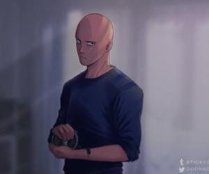 anime, guy, and anime guy image
