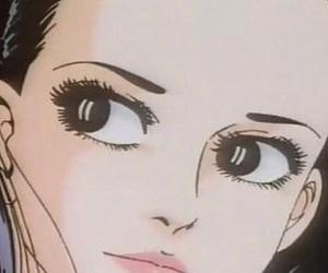 anime, anime girl, and goth image