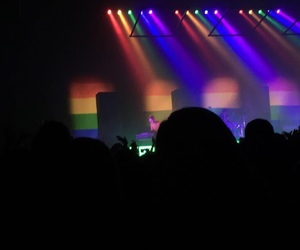 rainbow and the 1975 image