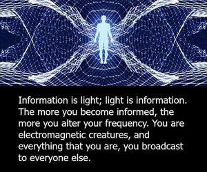 empowerment, light, and vibration image