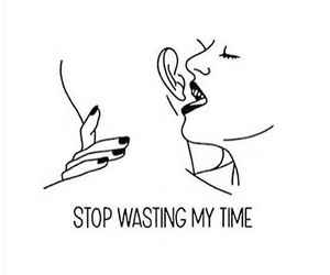 time, quotes, and stop image