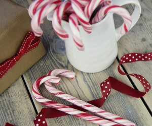 candy, sweet, and christmas image