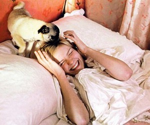 dog, Kirsten Dunst, and marie antoinette image