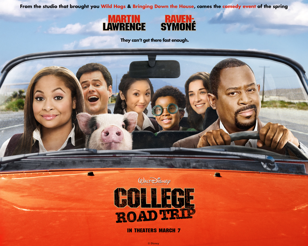 comedy, raven symone, and movie image