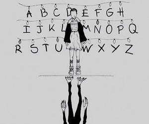 eleven, series, and stranger things image
