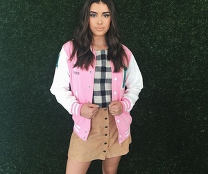 girl, model, and outfit image
