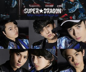 boys, ebidan, and super dragon image