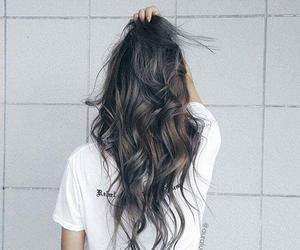 hair, fashion, and tumblr image