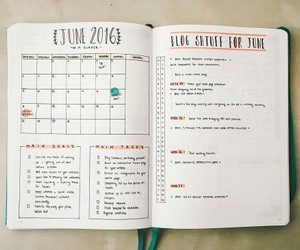 calendar, organization, and planner image