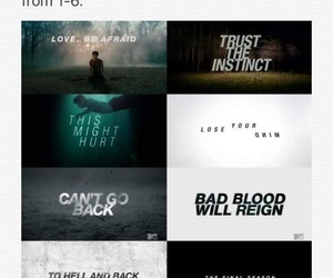 mtv, teen wolf, and tyler posey image