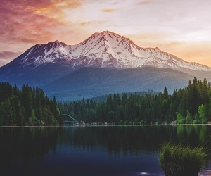 beautiful, mountain, and lové image
