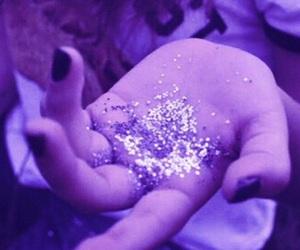 light purple, mauve, and purple image