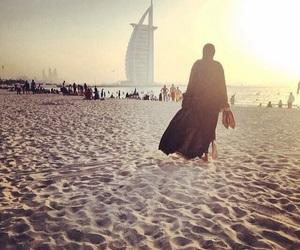 Dubai, summer, and sun image