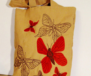 butterflies, red brown, and europeanstreetteam image