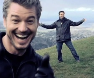 patrick dempsey, grey's anatomy, and eric dane image