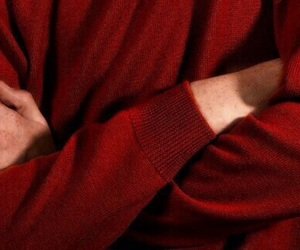 red, aesthetic, and sweater image