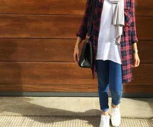 Ways A Hijabi Can Wear Denim Just Trendy Girls